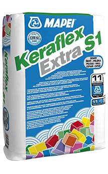 Pytel lepidla Keraflex Extra S1